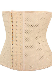 Sexy latex toning suit waist trainer corset MNS1709