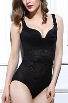 Thin Underwear Back Take-off Shapewear DLX0023