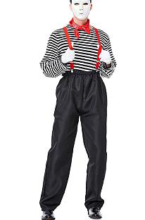 Halloween Party Cosplay Chaplin Stijl Kostuums Broek Sets PS9117