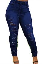 Casual Sexy Sequins Capris Pants YS455