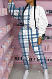 Street manga comprida Camo Leopard duas peças MTY6350