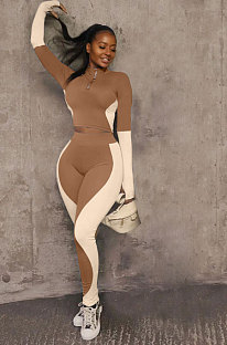 Fashion Womenswear Sport Long Pants Casual Sets WA7124