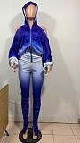 Womenswear Autumn Winter Gradient High Elastic Halterneck Fashion Two-Piece YYZ646