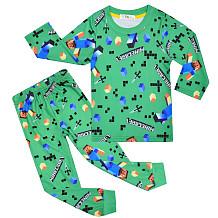 Tweedelige pyjama-sets met lange mouwen voor kinderen aan huis YBK554