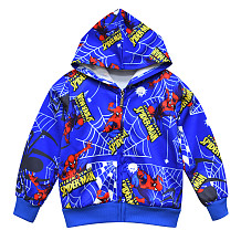 Spider-Man kinderjas met ritsvest YBK35010