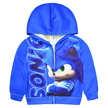 Jaqueta com capuz Hedgehog Sonic Sonic Youth YBK3569