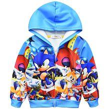 Jaqueta com capuz Hedgehog Sonic Sonic Youth YBK3568