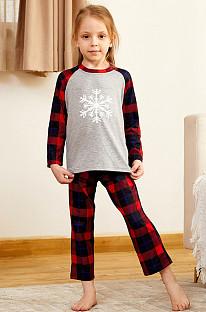 Pyjama imprimé de Noël pour enfants