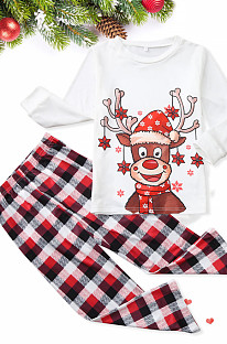 Tenue parent-enfant de Noël Har Pyjamas LBY2069