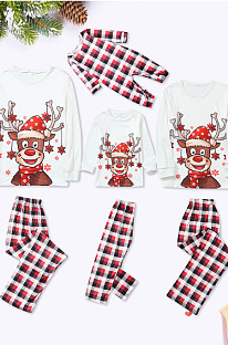 Christmas Har Pajamas Parent-Child Outfit LBY2069