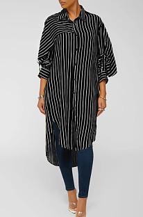 カジュアルファッションシャツドレスSMR9981