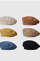 Solid Colors Are Versatile And CuteThin Breathable Beret MP010