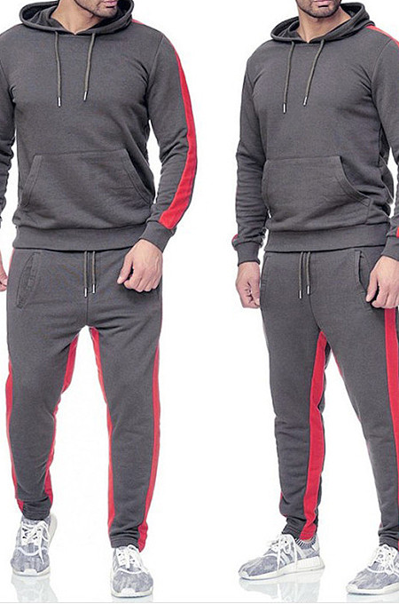 Men's Casual Hooded Sport Suit MID117