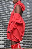 Robe en molleton à manches longues à capuche décontractée à la mode CCY8873