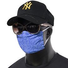 Denim Blue Aashion Dustproot Face Mask Wash Adult children Customization MDO2001-Denim Blue