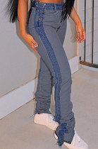 أزياء كاوبوي شرابة المرأة مثير سروال رصاص WE7092