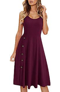 Fashion Pit Bar Casual Sling Dresses DN8588