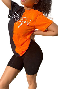 Футболки с круглым вырезом и футболки больших размеров, топы больших размеров BLE2245