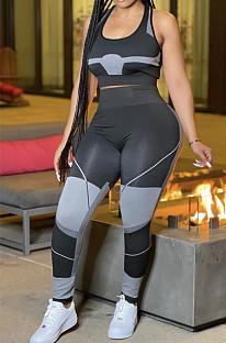 Fashion Sexy Tight Yoga Sports Suits TZ1181
