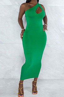 Woemn Fashion Sexy Tight Long Dress FFE094