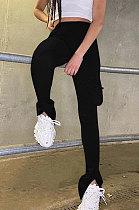 Euramerican Women Casual Sport Long Pants JR3597
