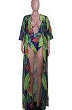 Biquíni sexy fashion duas peças maiôs Q059