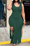 Women Copy Contton Indiana Irregular Fashion Casual Suit WA7165