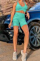 أزياء عارضة التمويه سترة السراويل قطعتين LSZ9073