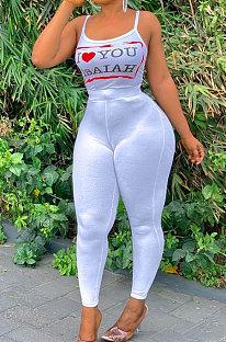 Fashion Yoga Condole Belt Casual Sport Two-Pieces MQX2329