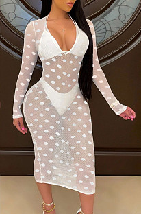 Купальники из трикотажной ткани Euramerican Sexy Point Bikini Net YYZ753