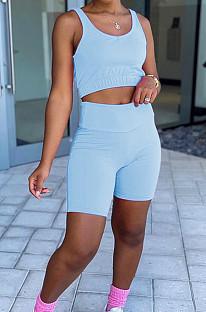أزياء عارضة prue اللون سترة السراويل قطعتين SM9185