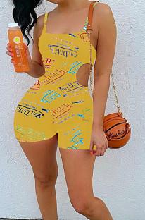 أزياء Euramerican عارضة طباعة إلكتروني حللا WM2527