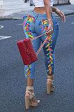 أزياء المرأة مثير الدنيم السراويل WE8840