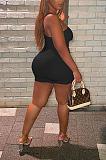 فستان نسائي مثير بلون نقي جديد بدون حمالات AB6652