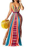 فستان نسائي طويل بدون ظهر QQM4287