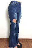 سروال كاوبوي كاجوال من Euramerican Wash Water Hole LA3280