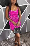 فستان نسائي صيفي كاجوال بطبعات ANK6017