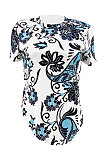 Casual Fashion Printing Short Sleeve T Shirts PY816