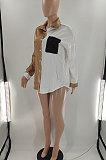 Euramerican Women Long Sleeve Shirts BLE2503