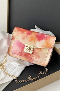 Wholesale PU Chain Mini Bag Tie-Dye Sling Bag BNS346