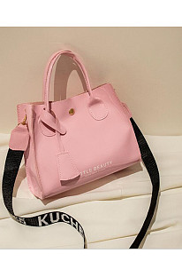 Wholesale PU Summer Bucket Portable Lady Mini Tote Bag BNS051