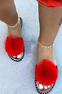 Cute Summer Shoes Lady Sandals XK8051