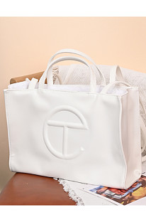 Leather Women's Shopping Bag