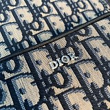 Lady D Embroidered Chest Bag