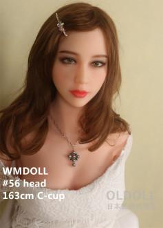 WMDOLL #56ヘッド 新骨格採用 身長選択可能 オプション全て無料 送料無料
