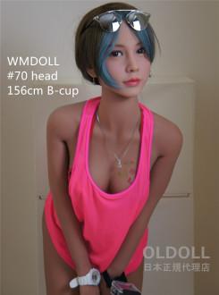 WMDOLL #70ヘッド 新骨格採用 身長選択可能 オプション全て無料 送料無料
