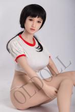 Sanhui doll #21ヘッド 158cm Cカップ  フルシリコン製ラブドール