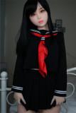 Piper Doll Akira 150cm Bカップ シームレス tpeラブドール
