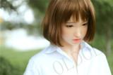 Sino doll フルシリコン製ラブドール 161cm  Fカップ S15ヘッド(掲載画像161cmボディ)