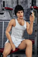 Irontechdoll 162cm 男性ラブドール tpeリアルドール  ペニス取り外す式 二つペ ニス付き male doll